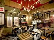 <駅直結> 選べる2店舗 ⇒赤坂Bizタワー店 ⇒miyamas bar&dine店 コーヒーの香りに包まれながら 優雅にオシゴト始めませんか♪
