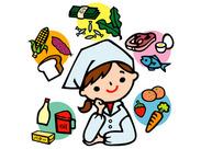 学校給食、社員食堂などでのお仕事多数★ あなたの希望に合う勤務先をご紹介します!