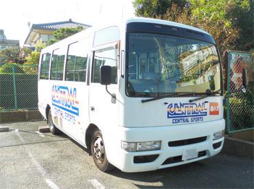 マニュアル免許を活かせるお仕事♪ バス&ドライバーの経験のある方、大歓迎★ 1日5~6便を運転します!