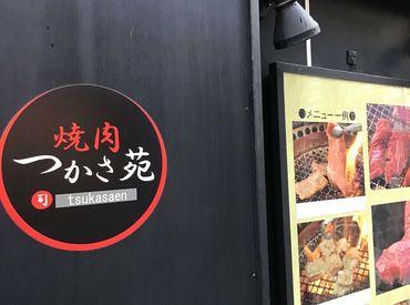 神田駅【徒歩1分】!!通勤ラクラク~♪ 常連のお客さまも多数いらっしゃいます! 楽しく働ける環境です◎