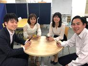新宿、渋谷、横浜etc…勤務地はたくさん★『ここで働きたい!』などの希望がありましたら、お気軽にご相談ください♪