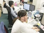 ★20代中心の職場です★ 和気あいあいとしたアットホームな環境です♪