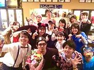 □*■学生からフリーターさんまで■*□ それぞれの生活スタイルに合わせて働けるので 幅広いスタッフが楽しく活躍中です(*^^*)♪