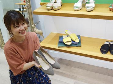 【シューズ販売】女の子の願いを叶えるシューズブランドORiental TRaffic――。毎日違うお洋服に合わせてお気に入りの靴を履いてお仕事★*