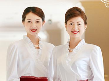 """【パーティー接客】まずは""""笑顔""""ができればOK!初バイト大歓迎♪高崎市内ホテルのパーティーが中心♪スグお金がほしい時は日払い&週払いも★"""