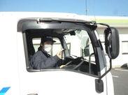 最新のトラックだから、腰痛が気になる方も安心!! 身体への負担も少なく、安全にがんばれます★