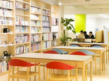 11月からアイスタイルグループのオフィス【アーク森ビル】勤務となります!キレイなオフィスでアクセスも抜群です!
