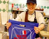 ≪制服がカワイイ☆≫女性スタッフに大人気のかわいい~~制服♪お仕事するのが楽しくなっちゃいます!