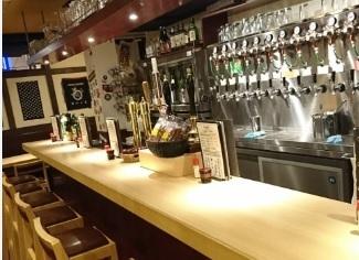 【ビアBAR Cast】日本中のクラフトビールが勢ぞろい。頑張った日にはお仕事終わりに乾杯!なんてことも♪髪色&ピアスOK★履歴書不要◎