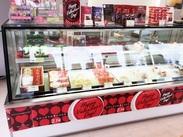 美味しいスイーツ、お菓子に囲まれ働いてみませんか?人気のお土産などを販売します!