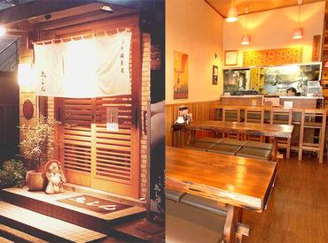 ≪千葉駅周辺エリアの居酒屋です!≫ 通勤ラクラクの好立地◎ さらに駐車場完備なので、車やバイク通勤も可能です!