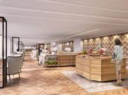 ≪オシャレなレストランのホール≫おもてなしの接客・マナーが身につくお仕事です。就活にも役立ちます♪