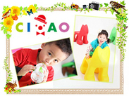 お客様の多くは小さなお子様☆ 一生の宝物になるような、かわいい写真作りに協力してくださいね♪