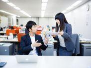 未経験でも大歓迎☆スタッフが親切・丁寧に教えます!