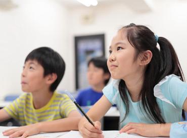 生徒と一緒に、自分も育つ。 安心の東証一部上場企業、 業界内でも好評の研修で身につくスキル… 役立つ経験を早稲アカで◎