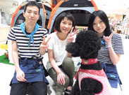 \東京テレポート駅徒歩4分/ 駅チカで通勤ラクラク◎ 近くにはお店がたくさんあるので便利★