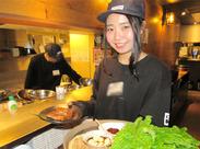 <焼肉店の日本代表!>TV・メディアにも引っ張りだこ★焼肉業界でも変わらず大人気♪美味しいお肉がまかないでも楽しめますよ!!