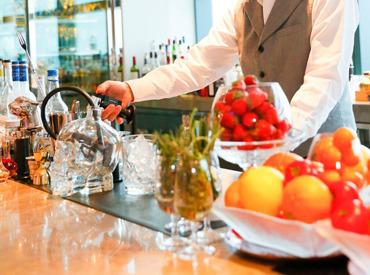 【バルSTAFF】◆[老舗の味を継承]人気スペインバル◆あなた独自のおもてなし×最高のお料理オープニングスタッフとして、お店を立ち上げ!