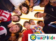 子ども達の笑顔のために働きませんか?★『子どもが好き!』…その気持ちだけあれば大歓迎!未経験でも先輩がしっかりサポート◎
