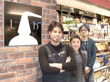 東京駅八重洲地下街のお店♪ \未経験OK!/学生~フリーター歓迎!