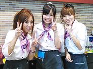 ★高待遇で決めるならココ★ 学生・フリーター・主婦さんまで活躍中です!!