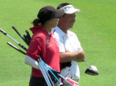 【ゴルフのキャディ】◆キャディさん、続々デビュー中♪◆学生/フリーター/主婦さんと、幅広く人気のお仕事◎ゴルフ未経験の方がほとんどです!