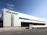 静岡県内のコンビニのパン、サンドウィッチ、スイーツを作っている工場です♪