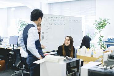 【オフィスは超駅チカ】副業を探している方、家事や子育てと仕事を両方頑張りたい方にオススメのお仕事です♪