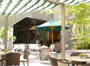 ◆青山で20年◆ 単に料理を食べる場所ではなく 本物の味と楽しい空間をつくりたいという想いがあります。 オープンテラス完備。
