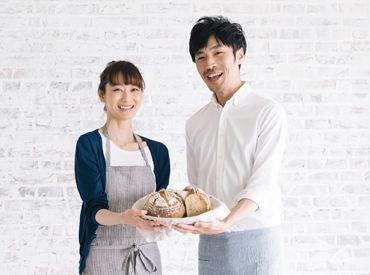 ◆*◆7日間限定のパン屋さん◆*◆ 他の日程・催事場でのお仕事もございます!詳細はお気軽にお問い合わせください♪