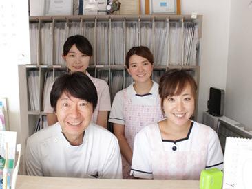 【受付・歯科助手】<週1/2h~>予定も立てやすい♪高校生のバイトデビュー応援します★☆スタッフの定着率の高さの秘密は先生の人柄の良さ!
