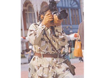 【撮影staff】思い出を<カタチ>に変えよう!『カメラに触ったことがない』そんな方も、撮り方が学べるトレーニングや一眼レフ貸出で安心◎