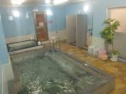 寮には大浴場&サウナを完備していますので、日々の疲れをリフレッシュできます♪