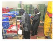 低温倉庫内で集荷&仕分けのお仕事をお願いします。未経験スタートの方もカンタンに始められるので安心です♪