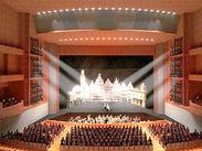<札幌文化芸術劇場hitaru> 10月NEW OPEN★舞台芸術の創造の場として注目されています◎国内外の歌劇やバレエが目の前に♪
