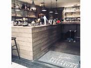 10月にリニューアルオープンしたばかり! お料理だけでなく、内装にもこだわった 本場イタリアのような雰囲気が自慢です♪