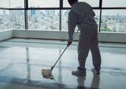 """清掃スタッフ大募集♪働きやすい環境だから、定着率も""""高""""!!安定して長く続けられますよ◎"""