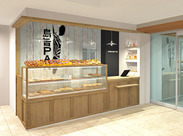 スタッフもお客さんもワクワクするような、美味しいパンがズラッと並ぶ.+* そんな素敵なお店を一緒に作って行きませんか♪