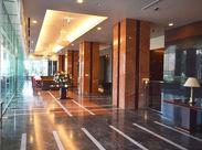 ★基本は秘書も本社滞在★ 職場は東池袋駅2分/ 地上52階建タワーマンションの中。 サンシャインからも地下直結!