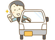 \Wワーカーさんも活躍中/ 企業様に荷物を届ける配達屋さん!運転好きな方にもオススメ◎