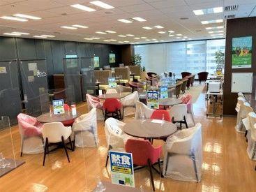 [渡辺通駅直結]キレイなオフィス! まるでCafeみたいな休憩室あり*:゜ 《男女不問で歓迎!》