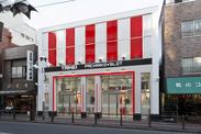 ≪上板橋駅2分≫赤と白の建物が目印!『前を通ったことはあるけど入ったことがない...』そんな方も大歓迎♪