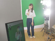 ☆動画撮影&編集スタッフ☆ 未経験OKなので新しいこと始めるチャンスかも♪ 憧れのクリエイティブ業界でお仕事してみませんか?