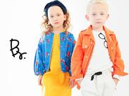 キッズファッションとは思えない、オシャレ人気ブランド★それが≪≪Brショップ≫≫気にいったお洋服は【社割】でGET♪