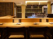 和モダンの落ち着いた雰囲気のお店! お酒が好き!料理が好き!という方必見です♪
