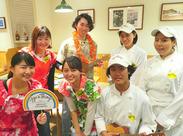 ハワイアンの朝食がいつでも楽しめる人気店です♪ふわふわホイップのパンケーキが特に有名!学生・フリーター・主婦(夫)歓迎★