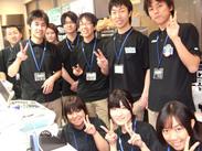 お客様がオフィス内の方ダケ♪知り合いに会う心配なし◎ To foreign students:fluent Japanese skill is not necessary♪