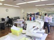 /手に職をつけませんか?\ 技術修得後は在宅での勤務も可能! ミシンも手縫いも…どちらも活かせます◎