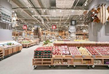 あなたらしく、はたらく@無印良品 無印のスーパーマーケットも併設!おトクな社割も見逃せません♪