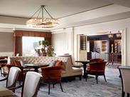 """一流ホテル""""ザ・リッツ・カールトン大阪"""" お客様に至福のひとときをお過ごしいただくお手伝いをしませんか?"""